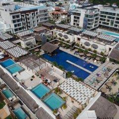 Отель Aldea Thai by Ocean Front Плая-дель-Кармен