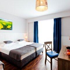 Отель Ach Mazury Stanica Mikolajki 3* Стандартный номер с различными типами кроватей фото 3