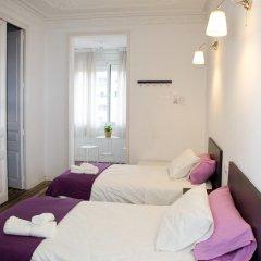 Отель Gran via 476 Барселона комната для гостей фото 4