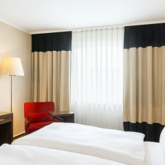 Hotel NH Düsseldorf City Nord 4* Стандартный номер разные типы кроватей фото 16