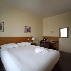 Отель City Bishkek 4* Улучшенный номер