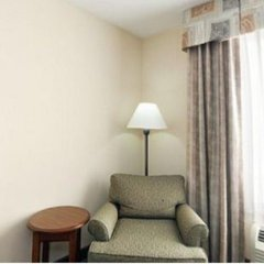 Holiday Inn Express Hotel & Suites MERIDIAN 2* Стандартный номер с различными типами кроватей