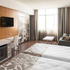 Отель Catalonia Ramblas 4* Стандартный номер с различными типами кроватей фото 23