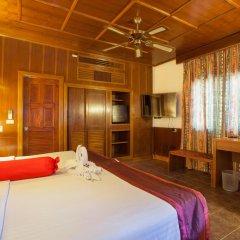 Отель Tropica Bungalow Resort 3* Улучшенное бунгало с различными типами кроватей фото 14