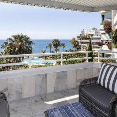 Отель Coral Beach Aparthotel 4* Апартаменты с различными типами кроватей фото 15
