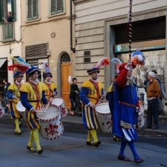 Апартаменты Piccolo Signoria Apartment Флоренция детские мероприятия
