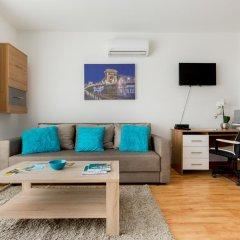 Апартаменты Sun Resort Apartments Студия Делюкс с различными типами кроватей фото 23