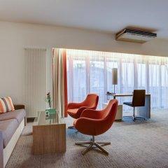 Günnewig Kommerz Hotel 3* Стандартный семейный номер с двуспальной кроватью фото 2