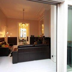 Отель Smartflats Victoire Terrace Бельгия, Брюссель - отзывы, цены и фото номеров - забронировать отель Smartflats Victoire Terrace онлайн комната для гостей фото 4