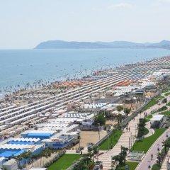 Hotel Ermeti Риччоне пляж