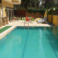 Mirage Apart Hotel Аланья бассейн