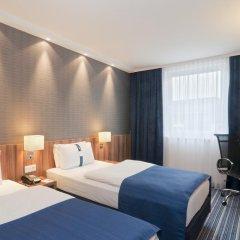 Отель Holiday Inn Express Nurnberg City - Hauptbahnhof 3* Стандартный номер с различными типами кроватей