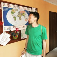 Гостиница Cityhostel в Иркутске 5 отзывов об отеле, цены и фото номеров - забронировать гостиницу Cityhostel онлайн Иркутск интерьер отеля фото 3