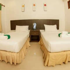 Отель The Green Beach Resort 3* Улучшенный номер с 2 отдельными кроватями