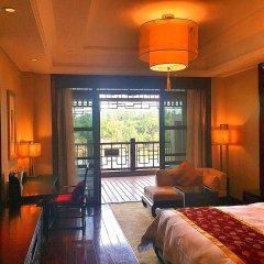 Отель Xiamen Aqua Resort 5* Номер Делюкс фото 4