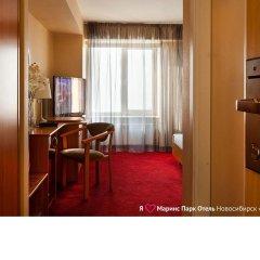 Marins Park Hotel Novosibirsk 4* Стандартный номер с двуспальной кроватью фото 3