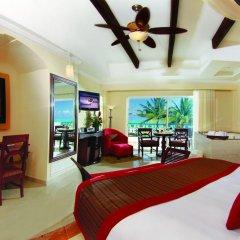 Отель Hilton Playa Del Carmen 5* Полулюкс с различными типами кроватей фото 6