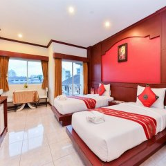 Отель Art Mansion Patong 3* Улучшенный номер с двуспальной кроватью