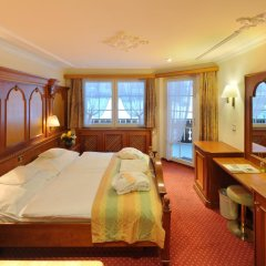 Wellness Hotel La Ginabelle комната для гостей фото 6