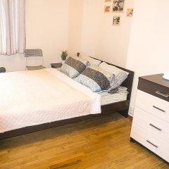 Мини-Отель Идеал Стандартный семейный номер с разными типами кроватей фото 16
