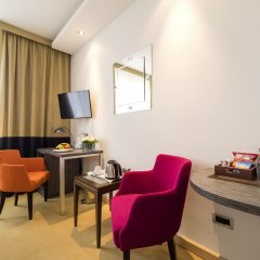 In Hotel Belgrade 4* Стандартный номер с различными типами кроватей фото 2