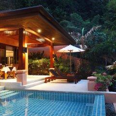 Отель Korsiri Villas 4* Вилла Премиум с различными типами кроватей фото 20