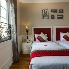 Calypso Suites Hotel 3* Номер Делюкс с различными типами кроватей фото 11