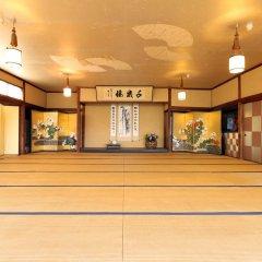 Отель Senzairou Йоро фитнесс-зал