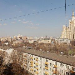 Гостиница Presnya в Москве отзывы, цены и фото номеров - забронировать гостиницу Presnya онлайн Москва балкон