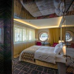 Отель Lamée 5* Улучшенный номер с различными типами кроватей