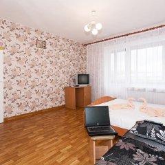 Гостиница Эдем на Красноярском рабочем Апартаменты с различными типами кроватей фото 14