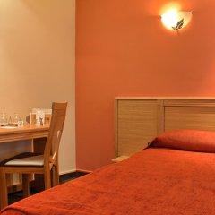 Hotel de Saint-Germain 2* Стандартный номер с двуспальной кроватью фото 10