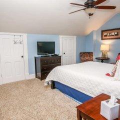 Отель Hawthorne Park Bed and Breakfast 3* Стандартный номер с различными типами кроватей фото 21