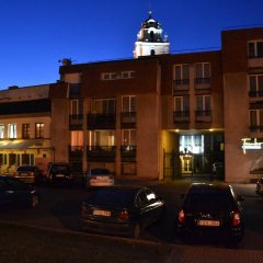 Отель Kardinalija Вильнюс парковка