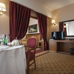 Grand Hotel La Chiusa di Chietri Альберобелло в номере