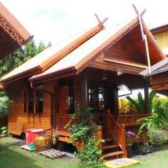 Отель Golden Teak Resort - Baan Sapparot 3* Студия Делюкс с двуспальной кроватью фото 4