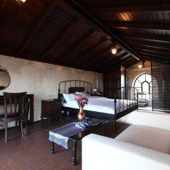 Tepebasi Konaklari 4* Номер Делюкс с различными типами кроватей фото 2