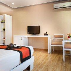 Saga Hotel 2* Номер Делюкс с различными типами кроватей