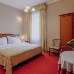 Бизнес-отель Купеческий 4* Улучшенная студия разные типы кроватей фото 2