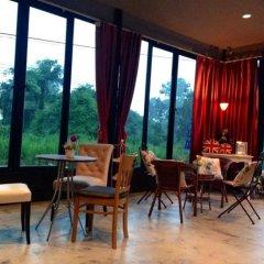Отель De Coco House Sriracha 3* Улучшенное бунгало с различными типами кроватей фото 2