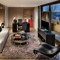 Отель Mandarin Oriental Paris 5* Номер Делюкс с различными типами кроватей фото 8