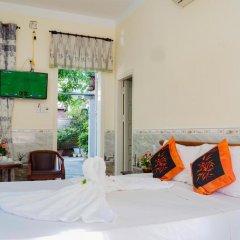 Отель Binh Yen Homestay (Peace Homestay) Стандартный номер с двуспальной кроватью фото 6