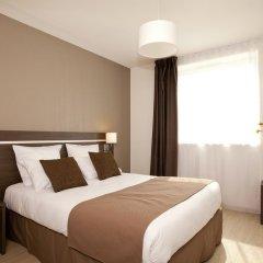 Отель Séjours & Affaires Atlantis - MASSY 2* Студия с различными типами кроватей фото 5