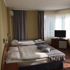 Hotel Lazuren Briag 3* Стандартный номер с различными типами кроватей фото 3