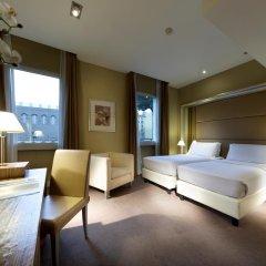 Eurostars Hotel Saint John 4* Номер Делюкс с различными типами кроватей фото 8