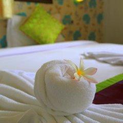 Отель Chaweng Park Place 2* Бунгало Делюкс с различными типами кроватей фото 29