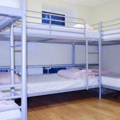 Хостел Moscow Friends Кровать в общем номере с двухъярусной кроватью фото 14