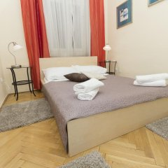 Отель Budapest Bed and Breakfast Будапешт комната для гостей фото 4