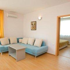 Nushev Hotel комната для гостей