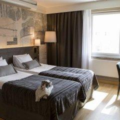 Отель Scandic Opalen 4* Стандартный номер с различными типами кроватей фото 3